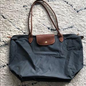 Well loved Longchamp bag